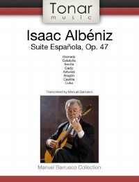 Suite Española op.47 (Barrueco) available at Guitar Notes.