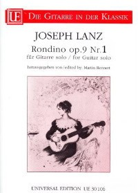 Rondino, op.9/1(Rennert) available at Guitar Notes.