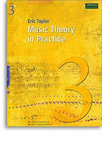 Music Theory in Practice, Grade 3(Taylor) available at Guitar Notes.