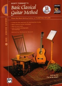 Basic Classical Guitar Method, Book 1 available at Guitar Notes.
