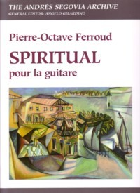 Spiritual(Gilardino/Biscaldi) available at Guitar Notes.
