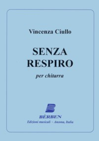 Senza Respiro available at Guitar Notes.