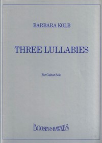 Three Lullabies available at Guitar Notes.