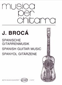 Spanish Guitar Music(Benko) available at Guitar Notes.
