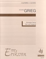 Solvejgs Song(Eriksson) available at Guitar Notes.
