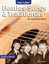Beatles Songs & Traditionals available at Guitar Notes.