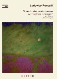 Sonata del sesto tuono(Ghiglia) available at Guitar Notes.