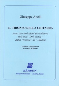 Il Trionfo della chitarra available at Guitar Notes.