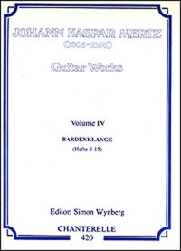 Guitar Works, Vol.4: Bardenklange Book 2 available at Guitar Notes.