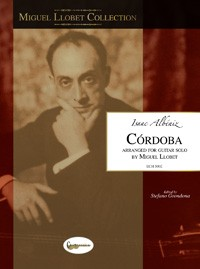 Cordoba(Llobet) available at Guitar Notes.