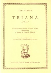 Triana(Borghese et al) available at Guitar Notes.