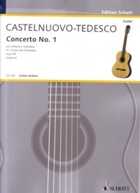 Concerto no.1 in D, op.99 [GPR] available at Guitar Notes.