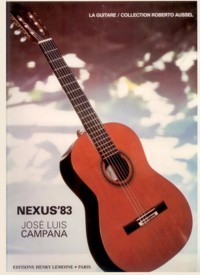 Nexus '83(Aussel) available at Guitar Notes.