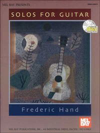 Solos for Guitar [BCD] available at Guitar Notes.