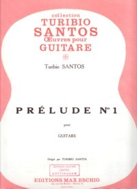 Prelude no.1 available at Guitar Notes.