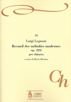 Receuil des melodies modernes, op.222(Martino) available at Guitar Notes.