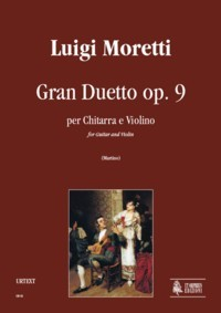 Gran Duetto, op.9(Martino) available at Guitar Notes.