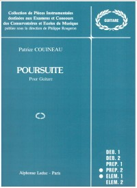Poursuite available at Guitar Notes.