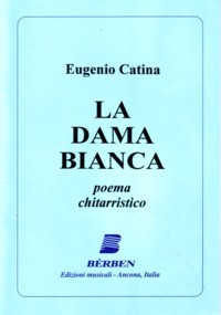La Dama Bianca available at Guitar Notes.