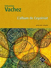 L'album de Ceyzeriat available at Guitar Notes.