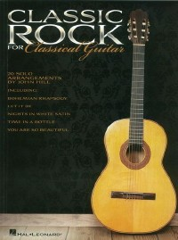Classic Rock for Classical Guitar available at Guitar Notes.
