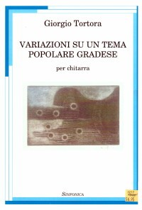 Variazioni su un tema populare Gradese available at Guitar Notes.