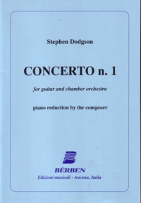 Concerto no.1(GPR) available at Guitar Notes.