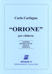 Orione available at Guitar Notes.