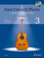 Easy Concert Pieces 3 available at Guitar Notes.