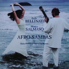 Afro-Sambas available at Guitar Notes.