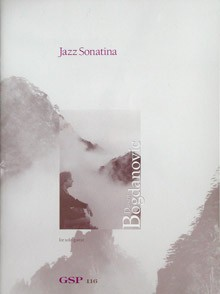 Jazz Sonatina available at Guitar Notes.