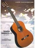 Tango barroco no.3(Pujol, M.D.) available at Guitar Notes.