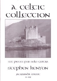 A Celtic Collection available at Guitar Notes.