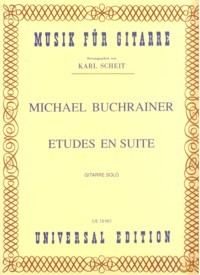 Etudes en Suite available at Guitar Notes.
