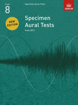 Specimen Aural Tests: Grade 8 available at Guitar Notes.