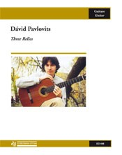 Three Relics available at Guitar Notes.
