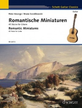 Romantic Miniatures available at Guitar Notes.