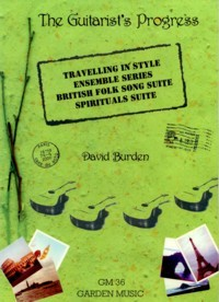 British Folk Song Suite-Spirituals Suite available at Guitar Notes.
