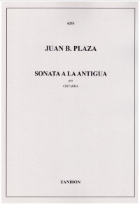 Sonata a la antigua(Diaz) available at Guitar Notes.