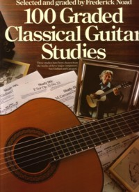 100 Graded Classical Guitar Studies available at Guitar Notes.
