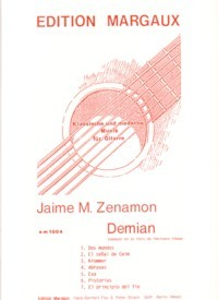 Demian available at Guitar Notes.