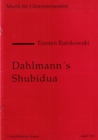 Dahlmann's Shubidua [6gtr] available at Guitar Notes.