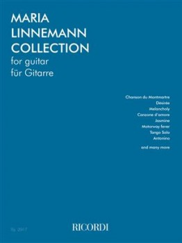 Maria Linnemann Collection available at Guitar Notes.