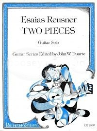 Two Pieces(Duarte) available at Guitar Notes.