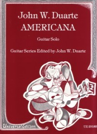 Americana, op.96 available at Guitar Notes.