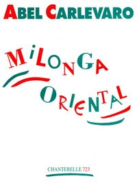 Milonga Oriental available at Guitar Notes.