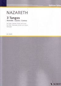 3 Tangos [Fl/Cl(Va)/Gtr] available at Guitar Notes.