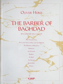 The Barber of Baghdad available at Guitar Notes.