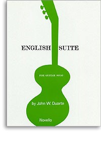 English Suite no.1, op.31 available at Guitar Notes.