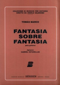 Fantasia sobre Fantasia available at Guitar Notes.
